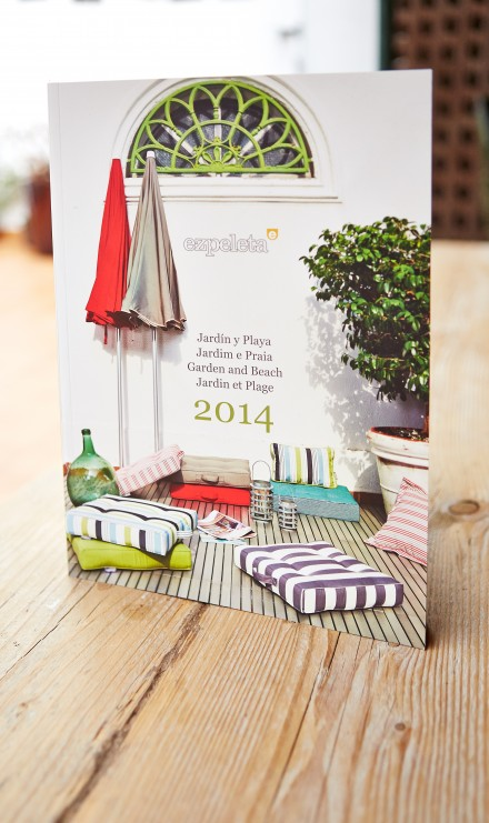 Catálogo Jardín Ezpeleta 2014